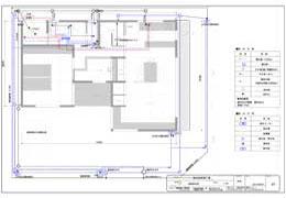 27-1階給排水図設備図
